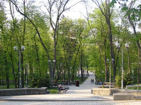 Парки Киева: Политехнический парк (парк КПИ)
