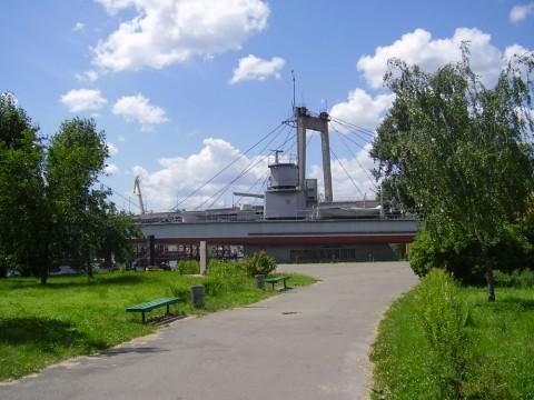 Парки Киева: парк моряков