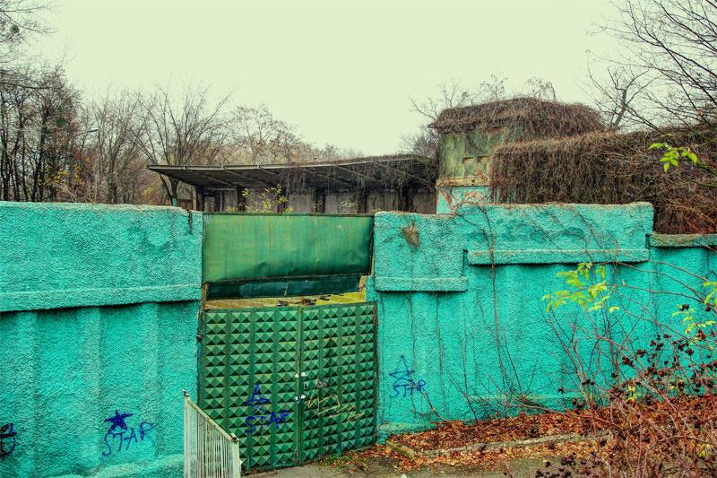 Зеленый театр на Нивках