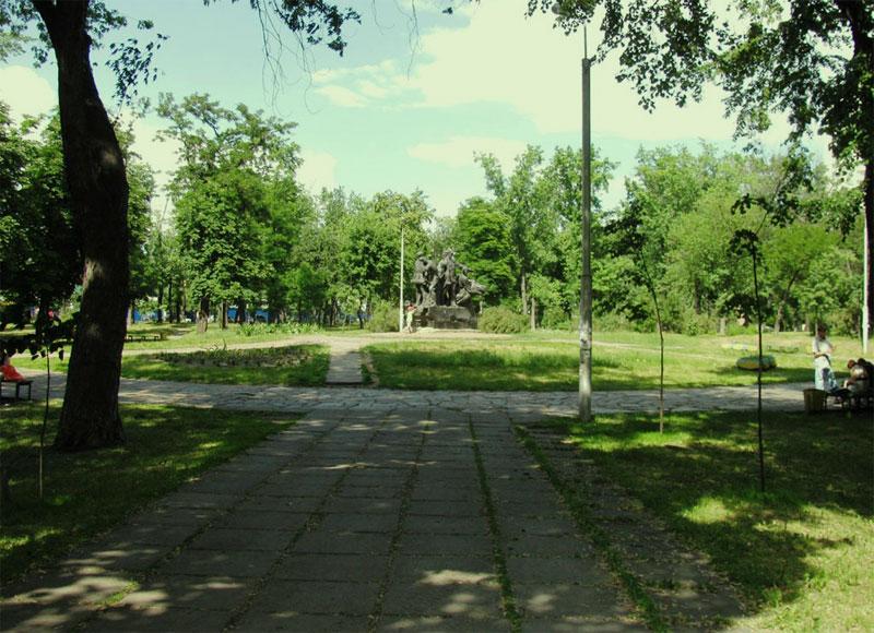 Центр парка