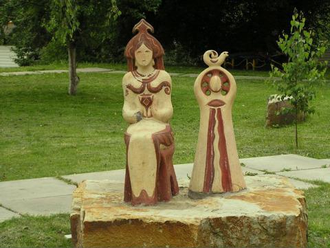 Велика Мать (Триединая Богиня)