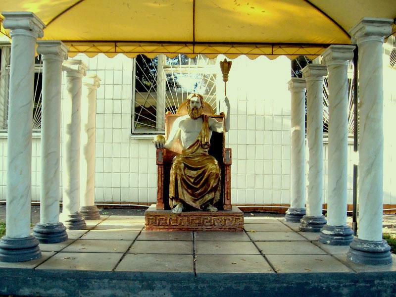 Зевс, 7 чудес света