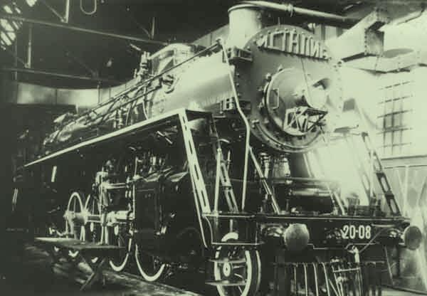 ИС20-8 в цехах завода
