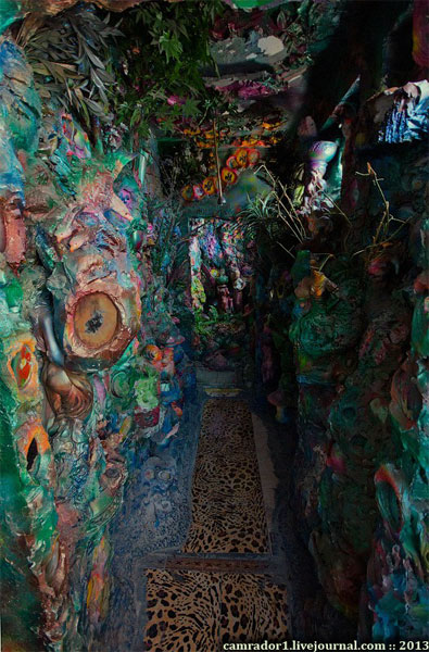 Психоделический коридор