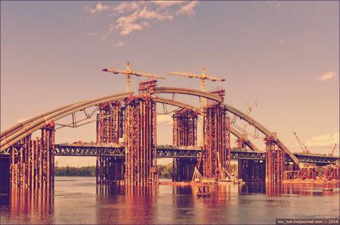 Мост по состоянию на конец 2014 года