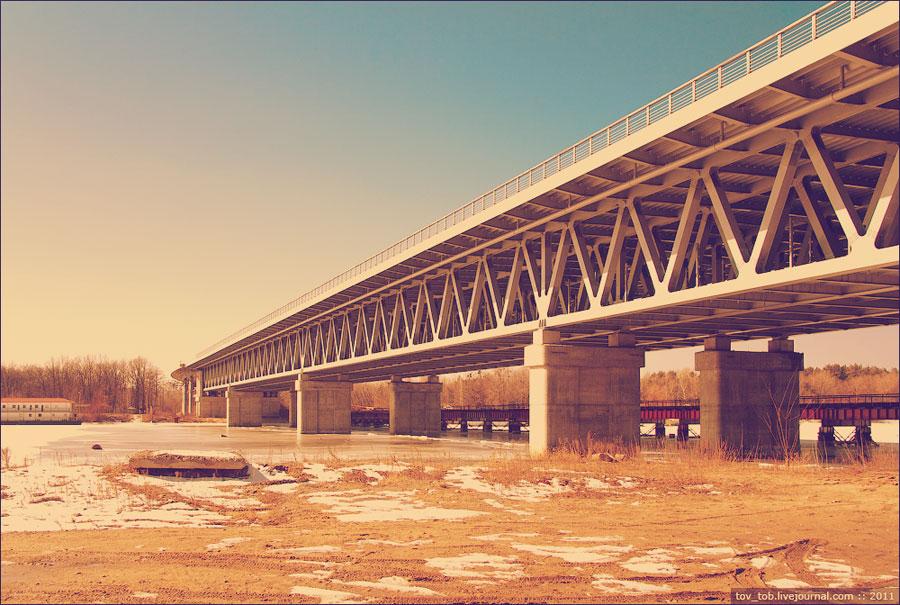 Мост через Десенку
