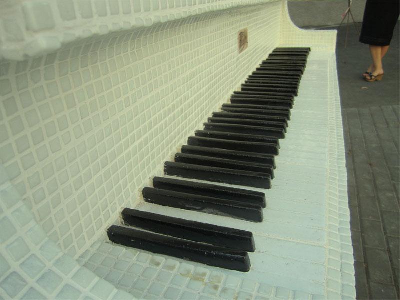 Клавиши как настоящие