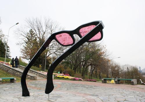 Мир сквозь розовые очки