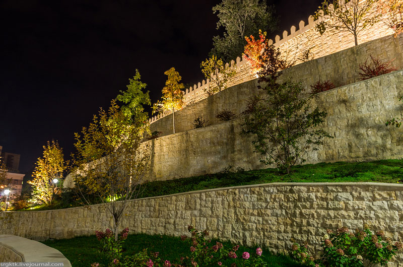 Бакинская стена