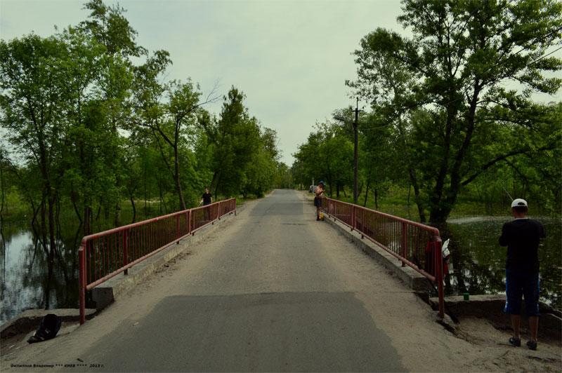 Мост на острове
