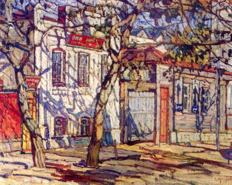 Уличная зарисовка