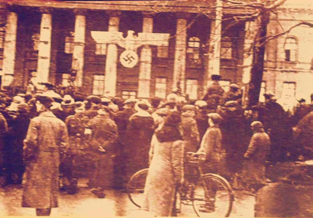 Университет во время войны