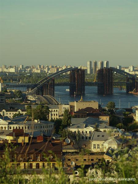 Мост на Подоле
